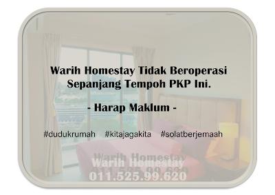 Warih-Homestay-Tangguh-Operasi-Sempena-PKP