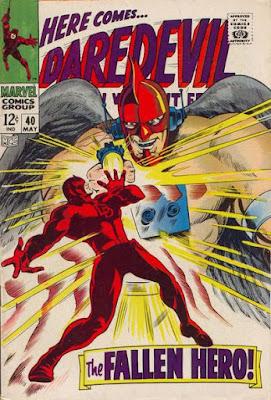 Daredevil #40