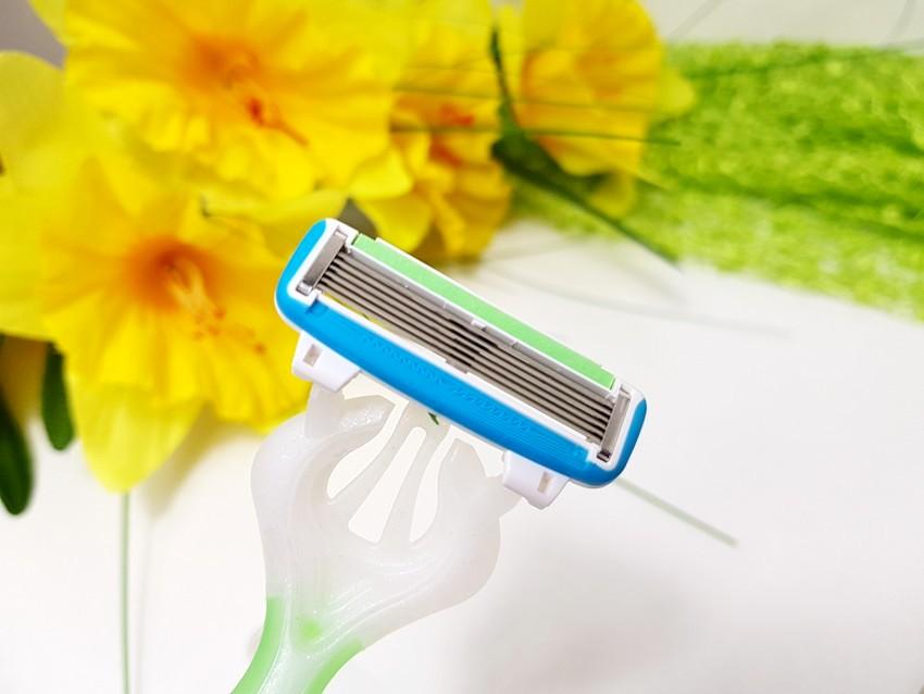 Maszynki do golenia 6 ostrzy