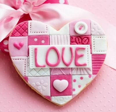 Gambat hati dan kata love
