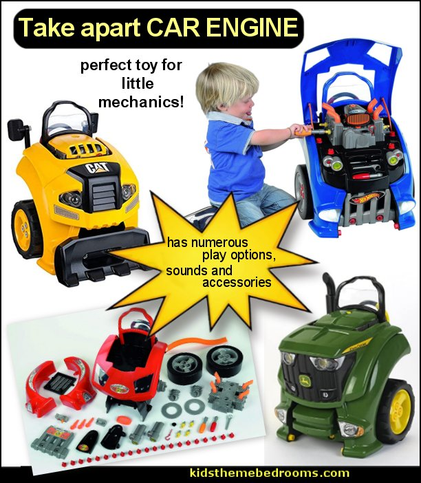 car engine toys Theo Klein - Service Car Station  pretend play toys