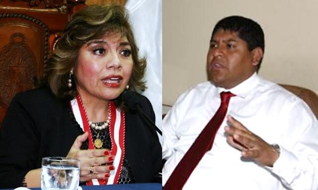 Zoraida Ávalos, Ronald Chafloque Chávez