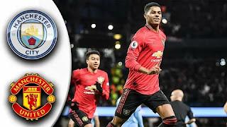 Манчестер Сити – Манчестер Юнайтед где СМОТРЕТЬ ОНЛАЙН БЕСПЛАТНО 07 марта 2021 (ПРЯМАЯ ТРАНСЛЯЦИЯ) в 19:30 МСК.