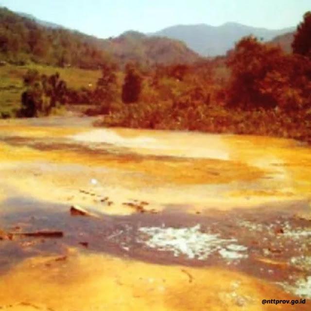 Mata air panas Rana Masak