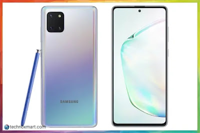 Samsung Galaxy S10 Lite With Infinity-O-Display Launched With Triple 48MP Camera