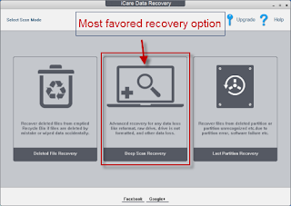 iCare Data Recovery Professional  Sundeep Maan