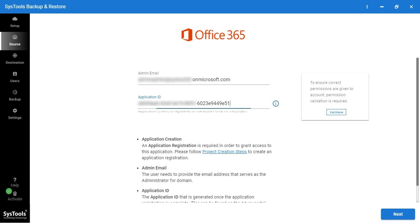 office 365 backup software