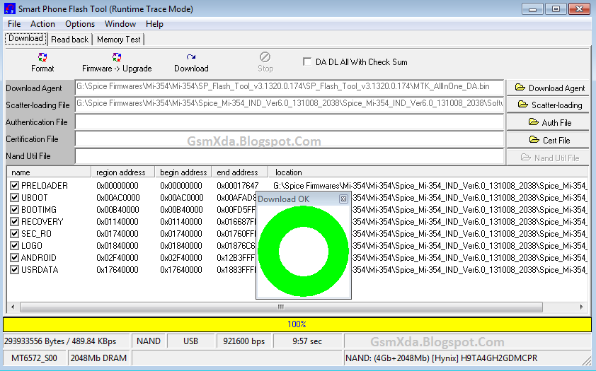 sp flash tool src v3.1320.0.174
