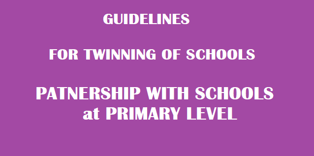 TS Proceedings, TS Guidelines, SSA, Sarva Shikshs Abhiyan, School Education, Partnershipwith Schools