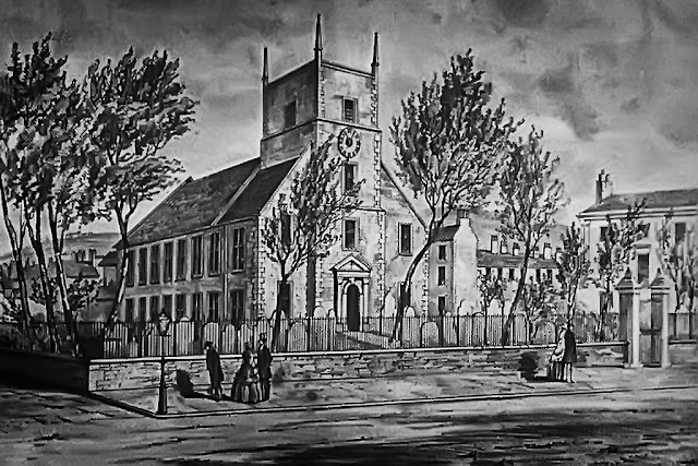 St Nicholas Church, Whitehaven. 1845