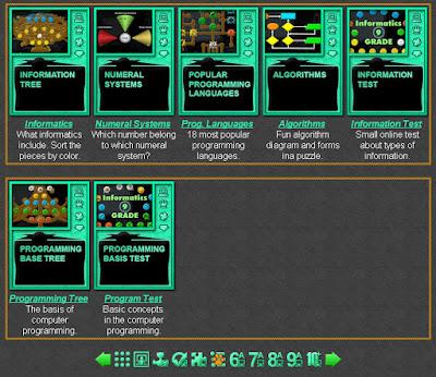 Informatics Games