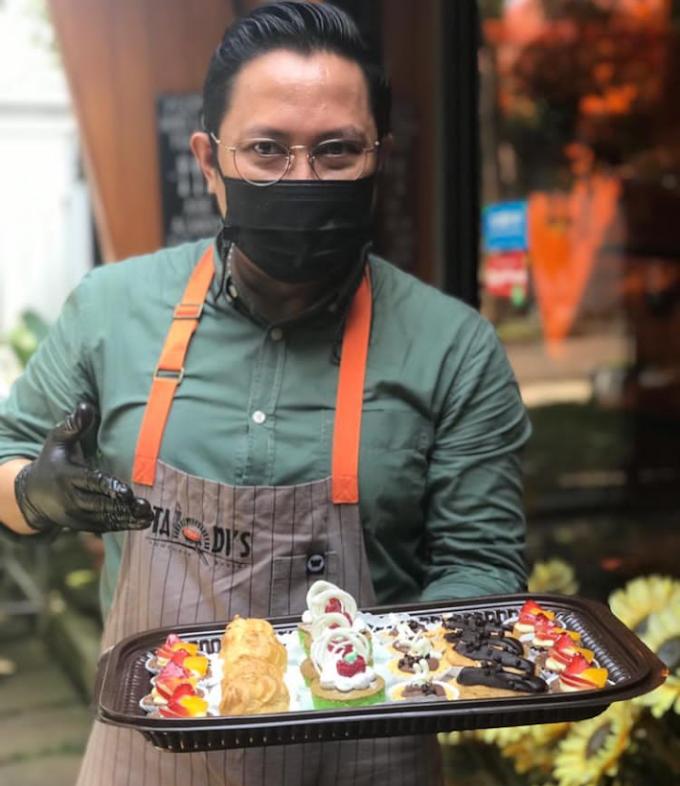 Jadi Plt Ketua ICA BPC Bogor Raya, Chef Haris Akan Lakukan Ini