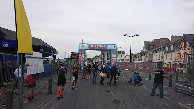 2017.May.28 Marathon de la Baie du Mont Saint-Michel 完賽心得