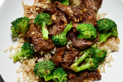 Recipes and How to Make Delicious and Practical Black Pepper Broccoli Beef