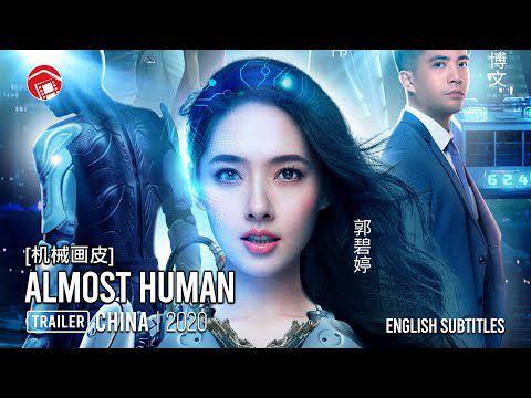Vỏ Bọc Của Người Máy - Almost Human (2020)
