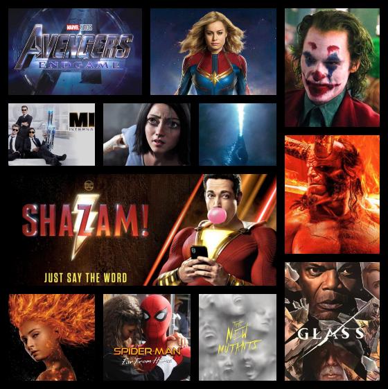 Las 12 Películas de Cómics Más Esperadas de 2019