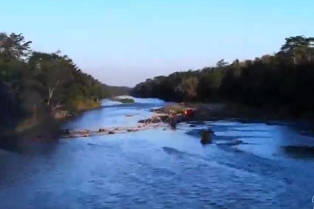 nama sungai di pulau jawa