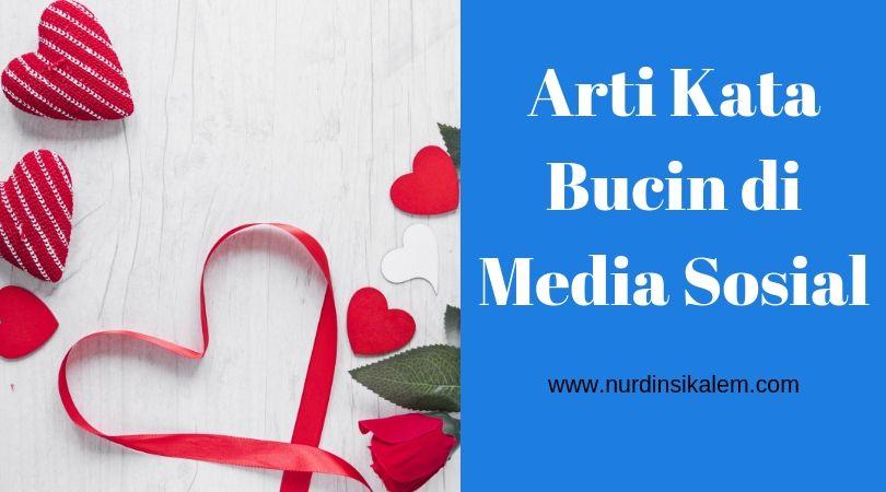 Contoh Bucin
