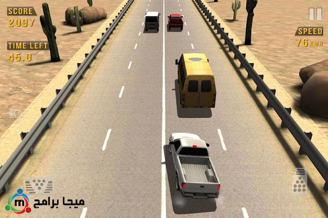 تحميل لعبة قيادة السيارات Traffic Racer مجانا