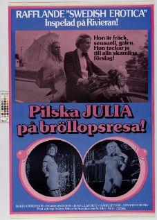 Pilska Julia på bröllopsresa! (1982)