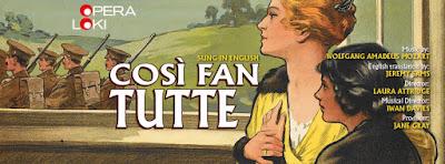 Cosi fan Tutte - Opera Loki