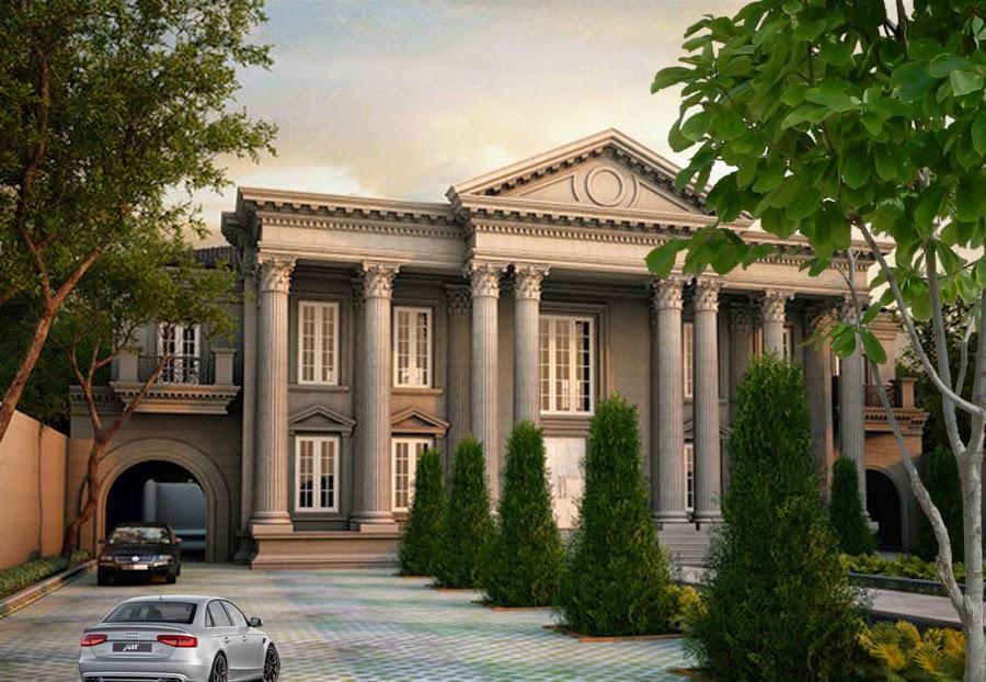 Gambar Rumah Klasik Terbaru | Rumah Minimalis
