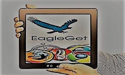 شرح جعل برنامج EagleGet متوافق مع جميع المتصفحات