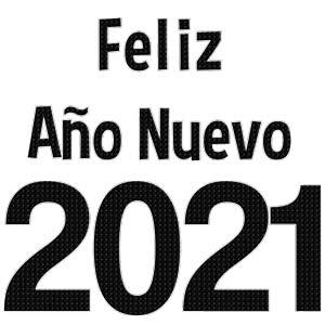 feliz año nuevo 2021 png