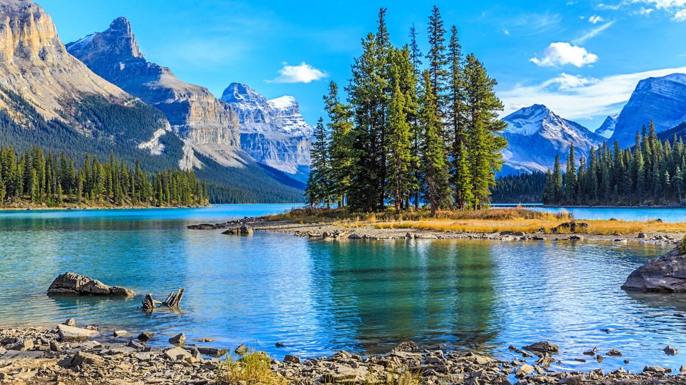 Hình nền phong cảnh thiên nhiên hồ nước đẹp cho máy tính, desktop, laptop