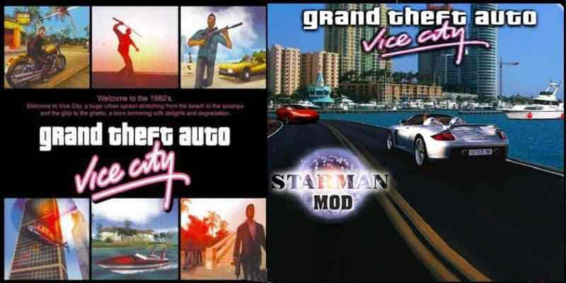 GTA Vice City Starman Mod Free Download Full Version