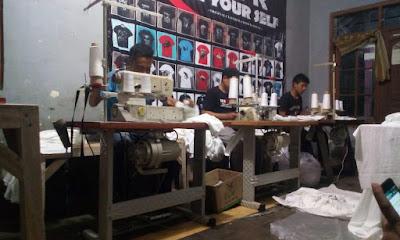 Grosir Kaos Distro Original Murah di Bandung