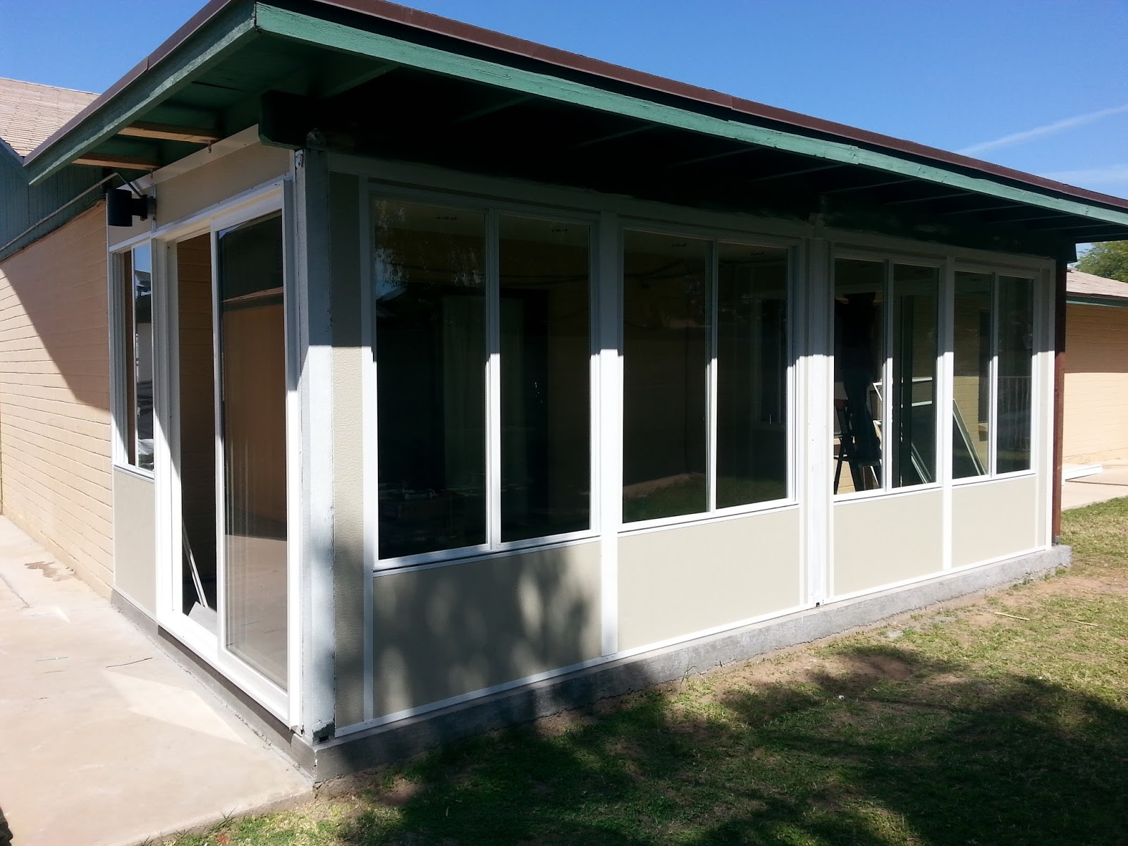 Az Enclosures And Sunrooms 602 791 3228 Modular Sunroom