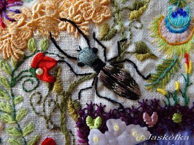 Moje crazy patchworki na Pinterescie