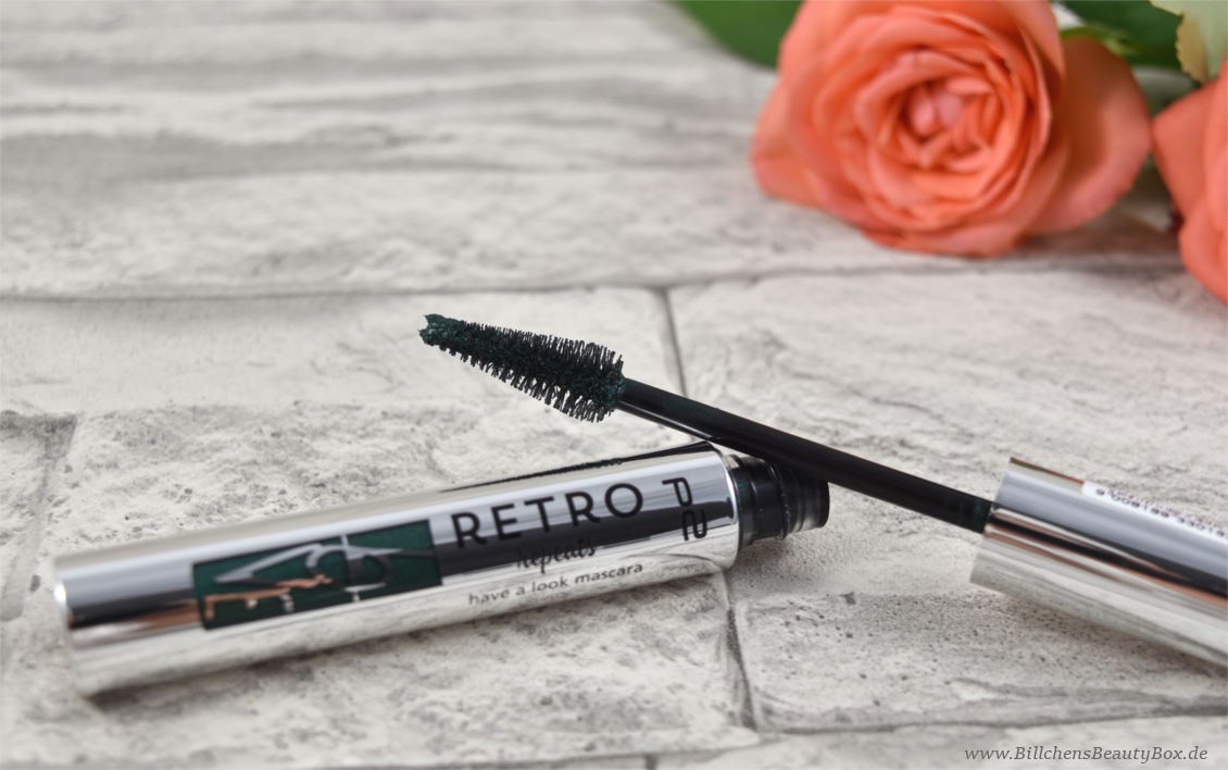 p2 cosmetics - Retro Repats - have a look mascara