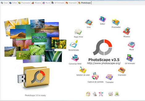 logiciel photoscape 2012 gratuit