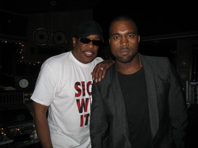 Charlie Wilson Kanye West