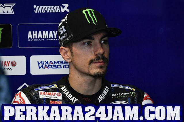 Maverick Vinales Kurang Pede Untuk Rebut Podium Di MotoGP Austria 2021
