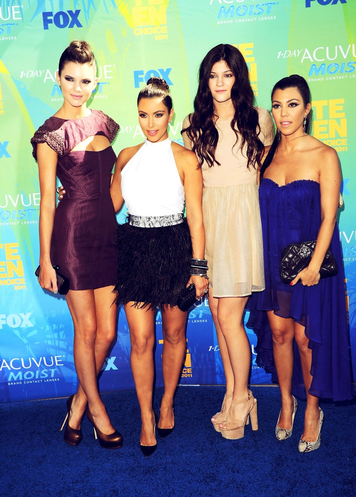 21 - Teen Choice Awards in August 11, 2011