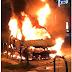 Φώτο & Βίντεο : Φωτιά σε σταθμευμένο αυτοκίνητο στο κέντρο της Κρύας Βρύσης Πέλλας