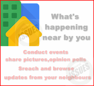 Google neighbours