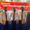 Semarak HUT Bhayangkara Ke-74, Kapolres Takalar Jadikan Momen Penyerahan Penghargaan Pada Personil Yang Berprestasi