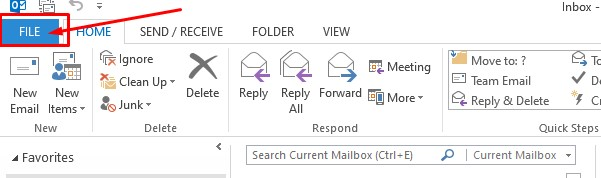 how to logout email from outlook