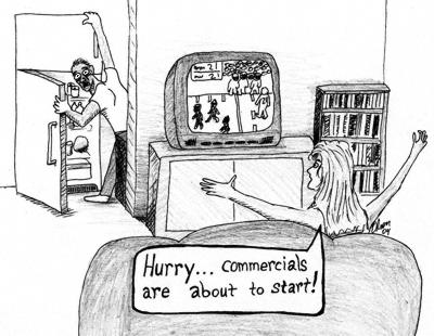 English @ Edrissis: DO YOU LIKE COMMERCIALS?