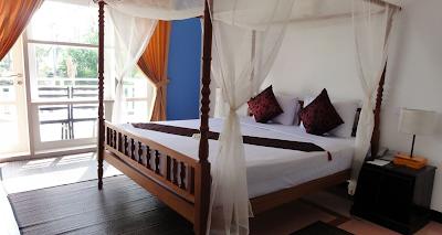 Camera Deluxe al Frangipani di Siem Reap