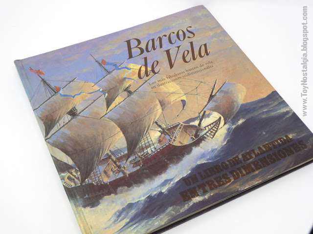 Sailing Ships - 3D - Pop Up  1984 - Intervisual Communications  Ron Van der Meer