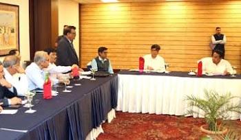 मध्यप्रदेश को फॉर्मास्युटिकल हब बनाया जाएगा : मुख्यमंत्री श्री कमल नाथ
