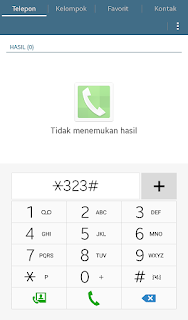 cara transfer pulsa tri ke telkomsel lewat kode dial up