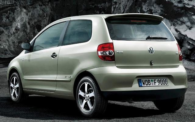 VW Fox 2009 - exportado para a Alemanha