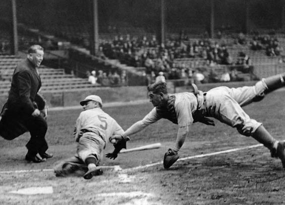 Philadelphia Athletics catcher Mickey Cochrane - All-Time Best Team