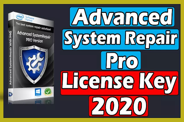 Advanced System Repair Pro License Key